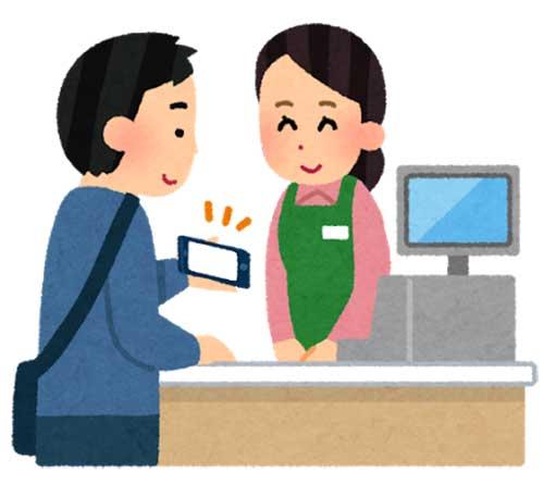 デジタルチケット、提示